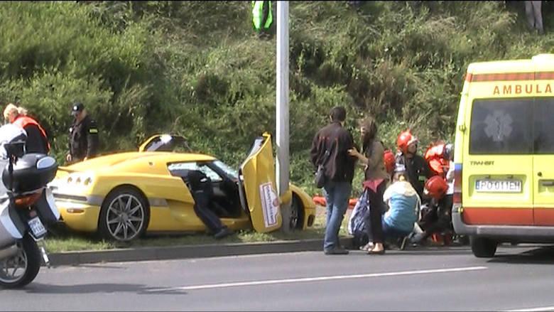 Gran Turismo: Norweg usłyszał zarzuty za wypadek. Nie przyznaje się do winy