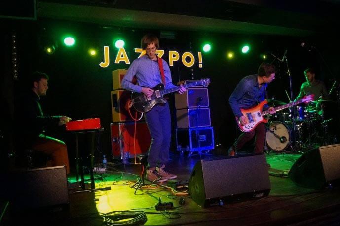 Kawiarnia Fama. Jazzpospolita promowała album Jazzpo! (zdjęcia)