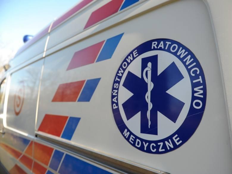 W Przemyślu motocyklistka została potrącona przez kierującą dacią