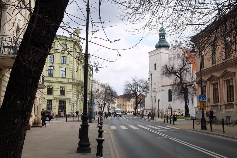 Ulica NarutowiczaRok: 2021