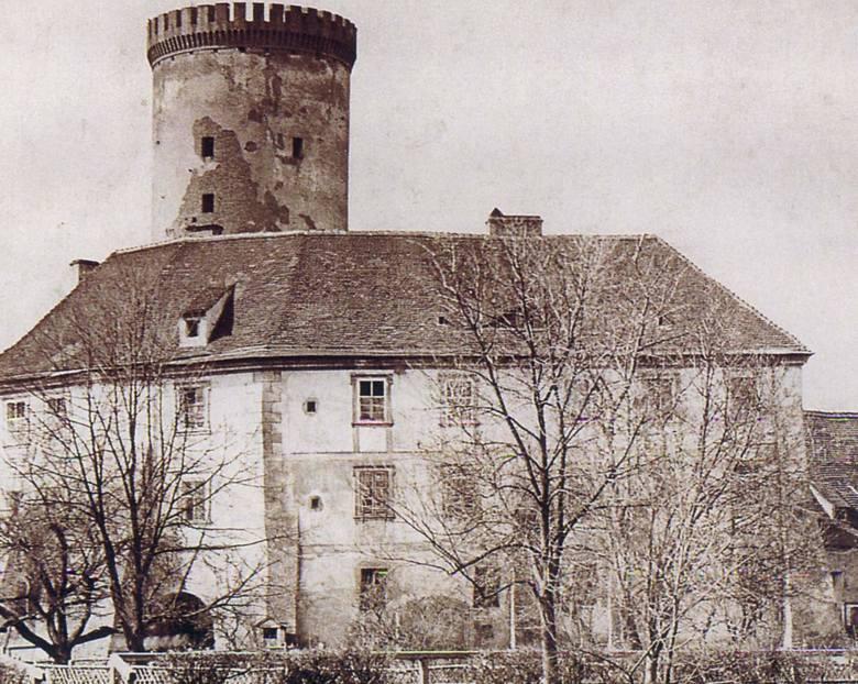 Zamek Piastowski. Zobacz Opole, którego już nie ma