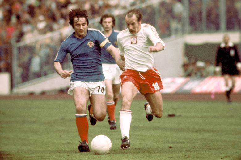 45 lat temu na Mistrzostwach Świata w RFN reprezentacja Polski zajęła 3. miejsce, a królem strzelców został Grzegorz Lato. Wielokrotnie wracamy do tamtych