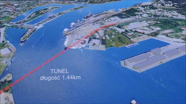 Kolejny krok do budowy tunelu w Świnoujściu