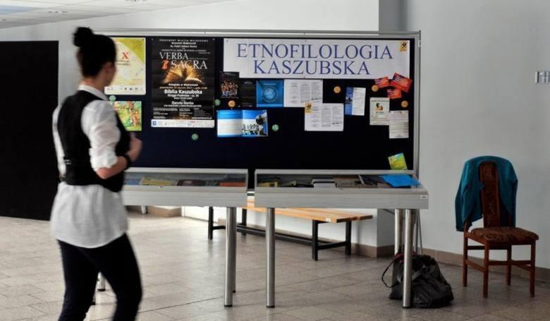 Nabór na etnofilologię kaszubską na Uniwersytecie Gdańskim tylko do poniedziałku 14 września  2020