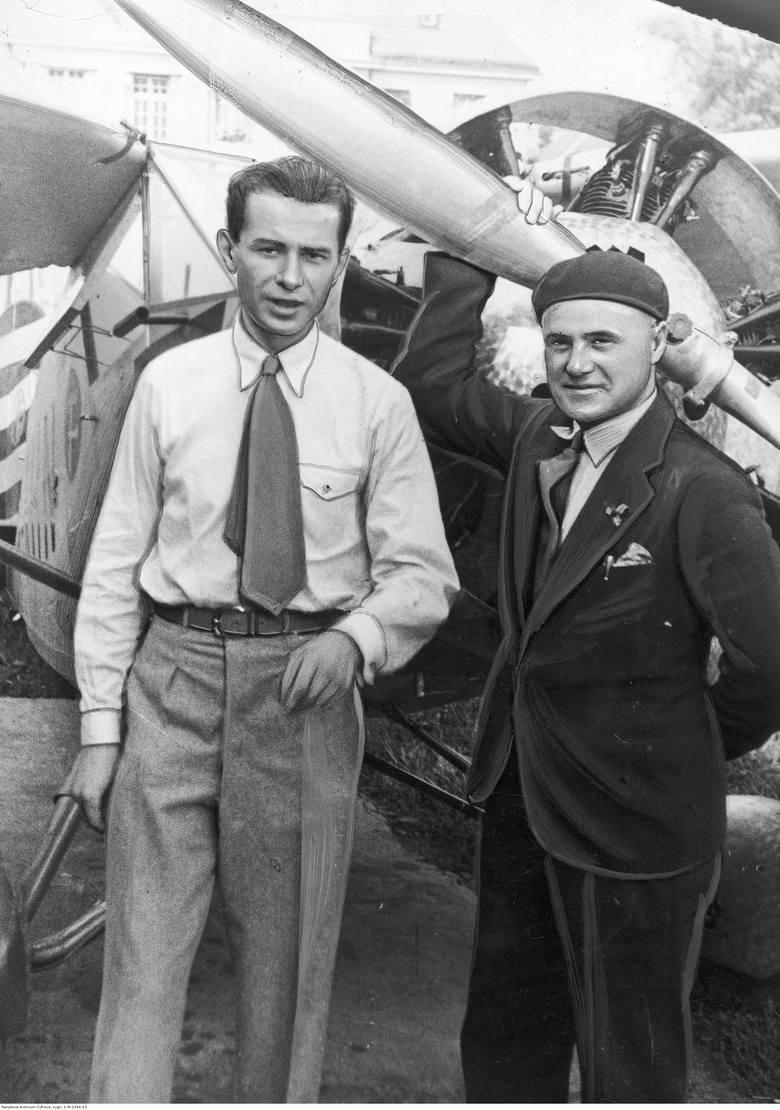 11 września 1932 roku z Krakowa w kierunku Brna startuje samolot RWD-6 z por. Franciszkiem Żwirką i inż. Stanisławem Wigurą na pokładzie. Kilkadziesiąt