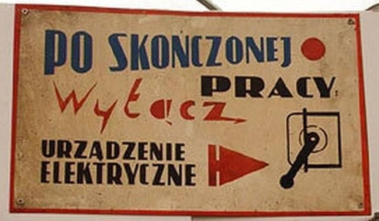 Zobacz więcej plakatów z czasów PRL >>>