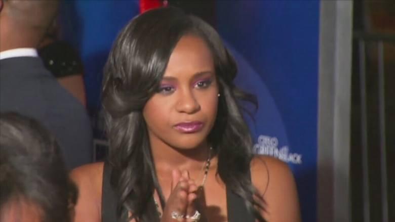 Córka Whitney Houston przewieziona do hospicjum