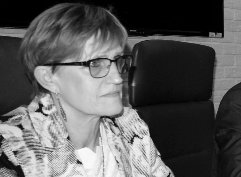 Jadwiga Olbryś miała 62 lata. Zmarła po walce z chorobą