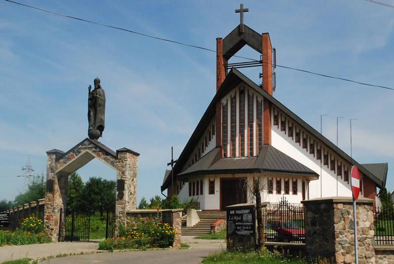 Dekanat: Białystok DojlidyAdres parafii:Pl. Ks. Adolfa Ołdziejewskiego 115-545 Białystoktelefon: 85-743-44-29e-mail: parafiachk@gmail.comweb: parafi