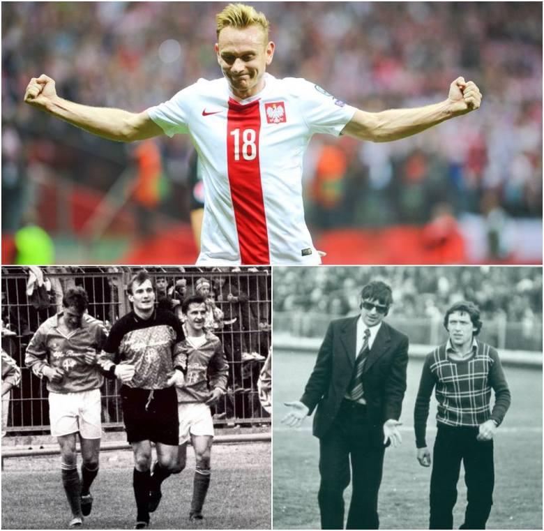 Przerwa w rozgrywkach ligowych na mecze reprezentacji to dobry moment, by przypomnieć wszystkich piłkarzy, którzy grając w Śląsku Wrocław zostali powołani