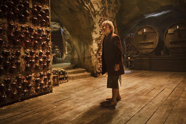 """""""Hobbit: Pustkowie Smauga""""Druga część filmowej trylogii opowiadającej o przygodach dzielnego hobbita i jego towarzyszy to dzieło Petera"""