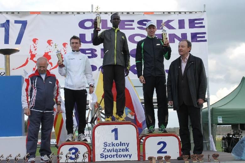 Sawe Elisha Kiprotich wygrał 5-kilometrowy bieg z czasem 12 minut i 57 sekund.2. miejsce zajął Laszlo Toth (Węgry)3. miejsce - Artur Kozłowski (Pols