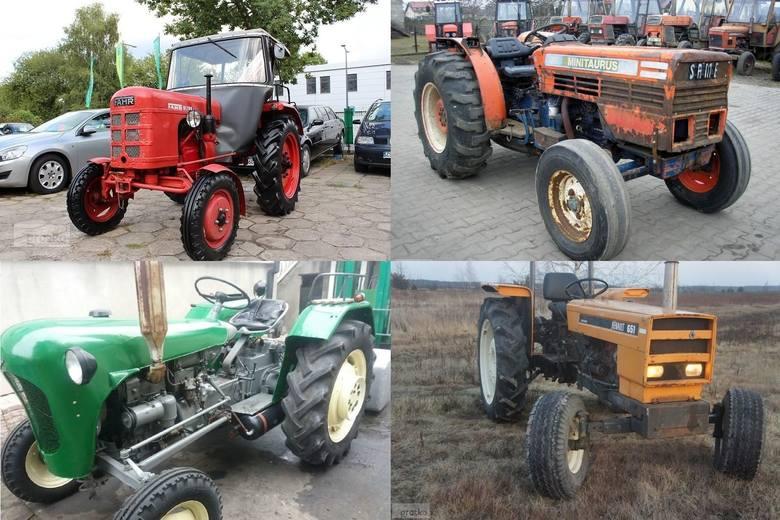 Przygotowaliśmy 20 ofert ciągników rolniczych na sprzedaż z portalu gratka.pl. Przedział cenowy obejmuje maszyny od niecałych 10 tysięcy złotych do 32