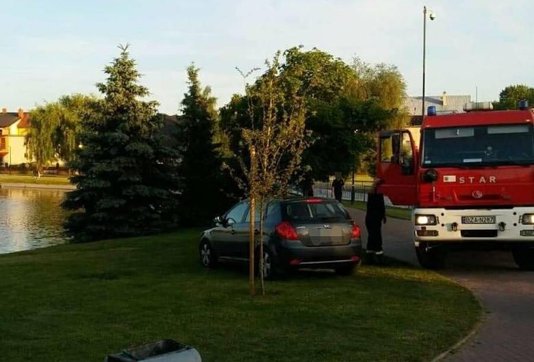 Do tragicznego zdarzenia doszło w poniedziałek około godziny 17.30 w Zambrowie. Policja otrzymała informację, że w zalewie tonie mężczyzna.