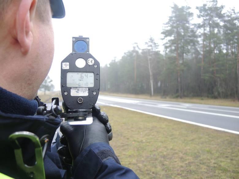 Uwaga Kierowcy! Wzmożone kontrole na DK 61 (zdjęcia)
