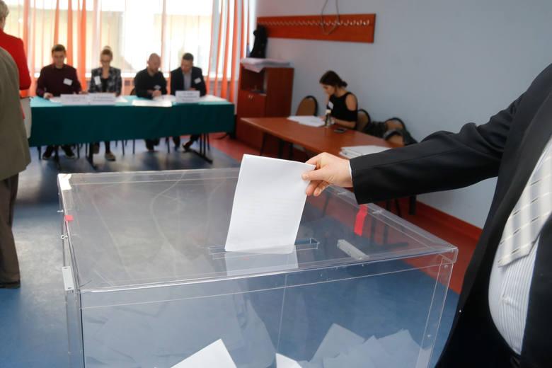 Eurowybory 2019. Tak głosowano w lokalach wyborczych w Rzeszowie