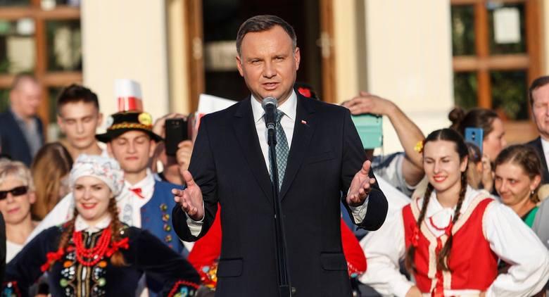 Prezydent RP Andrzej Duda przyjedzie w czwartek 15 listopada do Zaczernia koło Rzeszowa