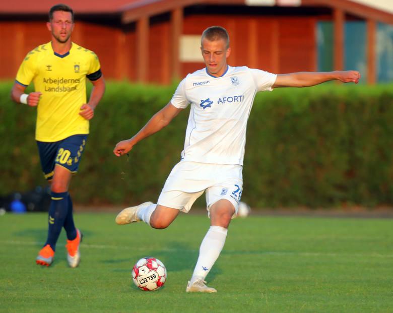 Piłkarze Lecha II Poznań liczą w niedzielę na pierwsze zwycięstwo w II lidze