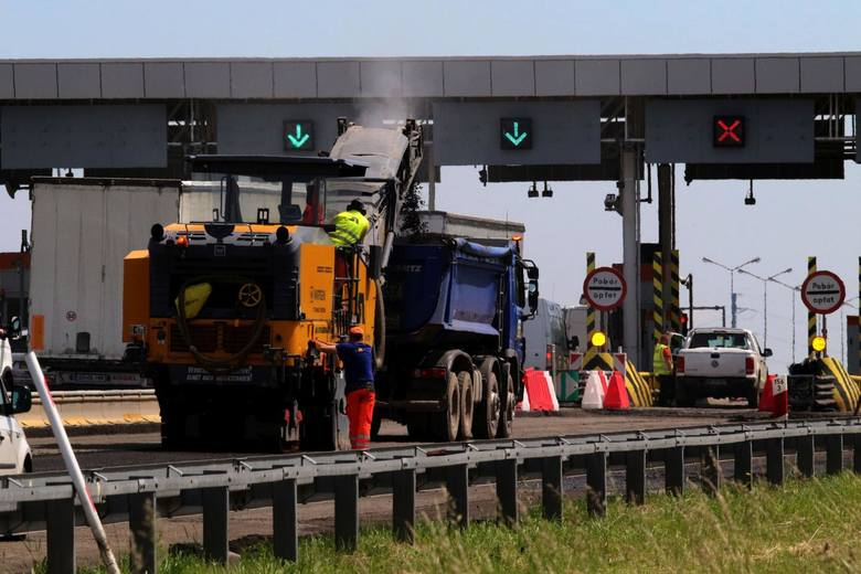Dobiegł końca pierwszy etap remontu autostrady A4 przy PPO Karwiany. We wtorek, 4 czerwca planowane jest rozpoczęcie drugiego etapu. Co czeka kierowców?