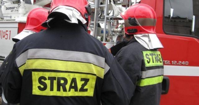 Tragedia w Tczewie przy ul. Grunwaldzkiej. Nie żyje bezdomny 49-latek, który zajął się ogniem