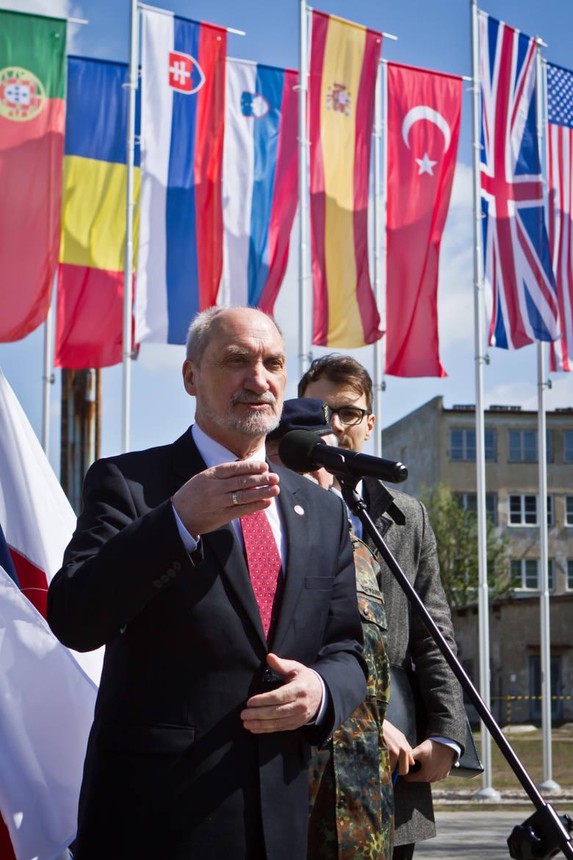 Bydgoska Grupa Integracyjna Sił NATO w Polsce powstała w ramach obrony państw NATO przed ewentualną agresją na flance wschodniej. W środę w mieście nad
