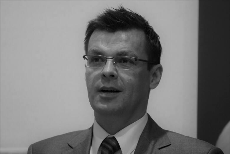 Piotr Świąc zginął w wypadku 5.03.2021 r.
