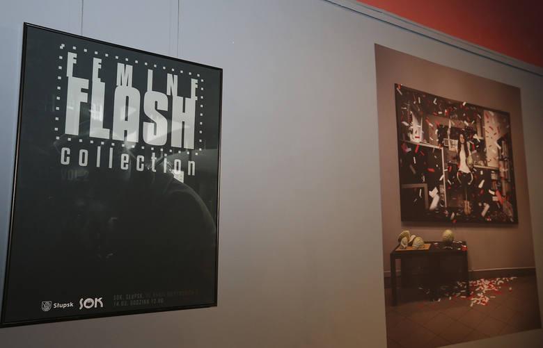 W Słupskim Ośrodku Kultury można oglądać wystawę Agaty Szuby, pt. FEMINE FLASH COLLECTION. Agata Szuba jest absolwentką Akademii Sztuk Pięknych im. Eugeniusza