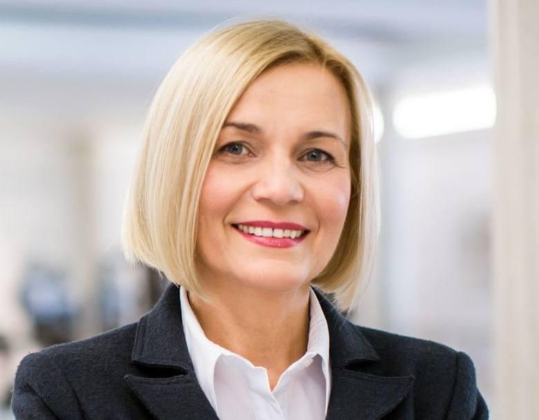 Renata Janik, wicemarszałek województwa i przewodnicząca komisji