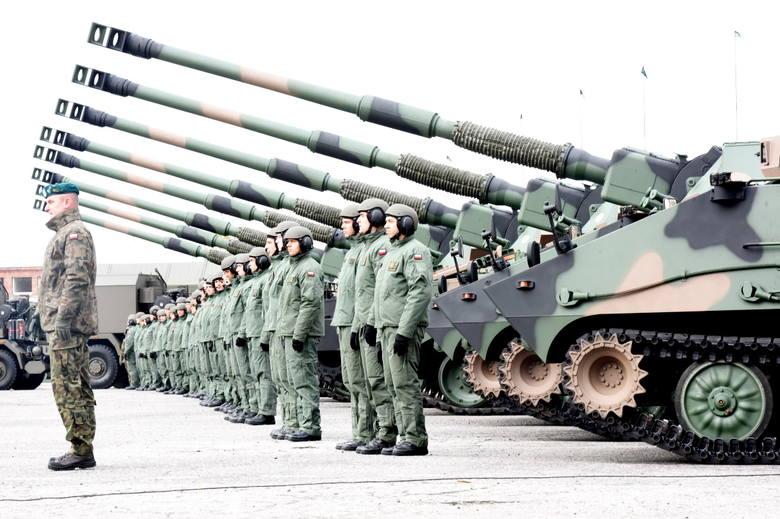 W środę, 30 października, o godz. 13.30  w 5. Lubuskim Pułku Artylerii w Sulechowie, Ministerstwo Obrony Narodowej oficjalnie przekazało naszym artylerzystom