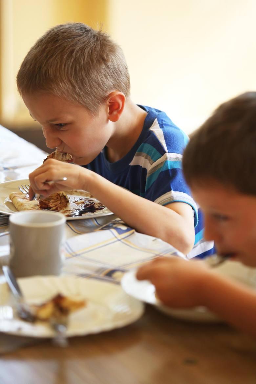 Niedożywione dzieci w Łodzi. Ponad 4 tys. uczniów je obiady opłacone przez MOPS
