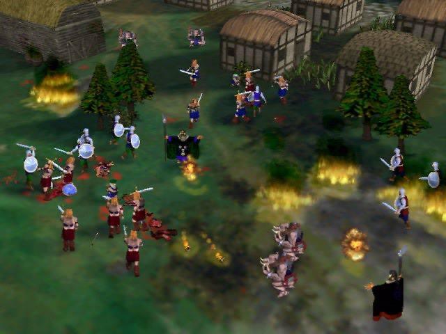Osadzona w realiach fantasy taktyczna strategia czasu rzeczywistego, za której powstanie odpowiada założone w 1991 roku studio Bungie Software. Dla niektórych