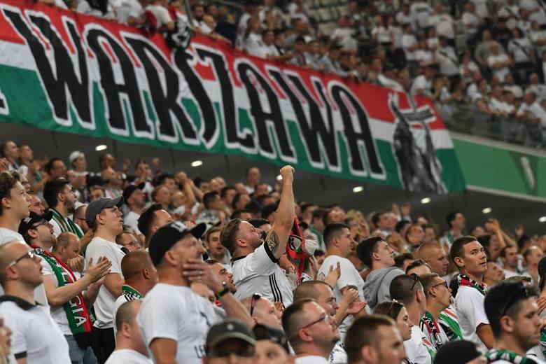 Legia - Europa FC 3:0 [ZDJĘCIA] Wicemistrz Gibraltaru nie sprawił sensacji. Wojskowi wygrali, choć zagrali przeciętnie
