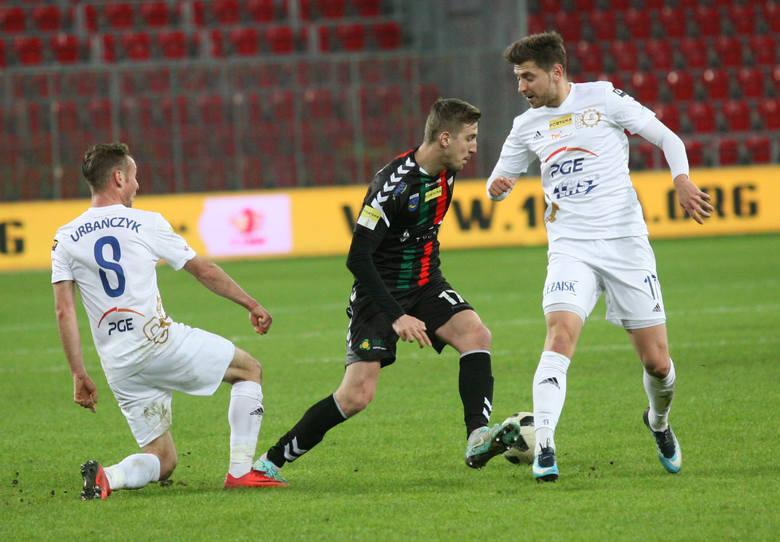Sparing. PGE Stal Mielec pokonała Puszczę Niepołomice 1:0, a jedynego gola zdobył Wojciech Lisowski