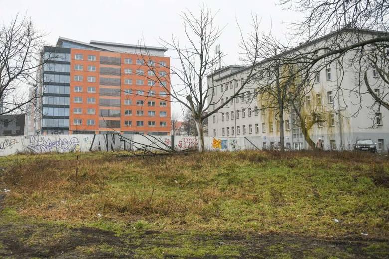 Bartosz Guss, zastępca prezydenta Poznania ma nadzieję, że wizja młodych architektów może być inspirująca dla właścicieli terenu u zbiegu Roosevelta i Dąbrowskiego