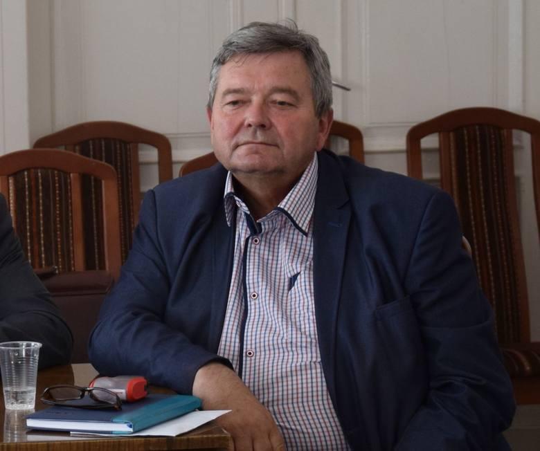 Stanisław Linart, wójt gminy Bolimów<br /> 9850 złotych