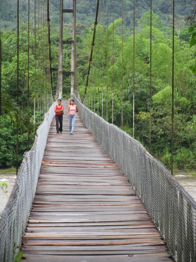 Justyna z Łańcuta w Amazonii. Indianie ją pokochali jak członka rodziny