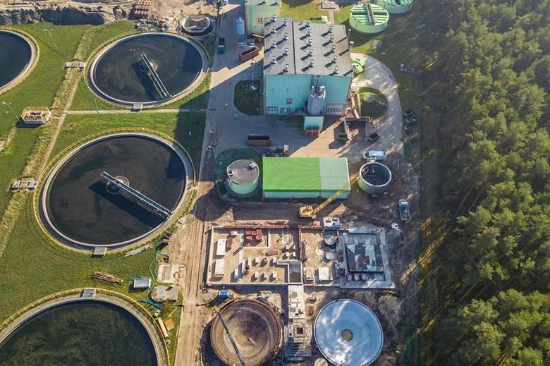 Prace Zielonogórskich Wodociągów i Kanalizacji w Zielonej Górze
