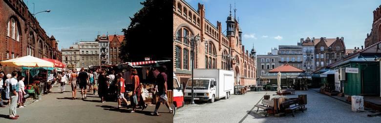 Jak zmienił się Gdańsk przez lata? Tak było, tak jest. Miasto kiedyś i dziś. Niektóre miejsca zmieniły się nie do poznania