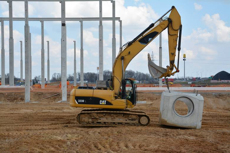 Od marca br. trwają prace budowlane w strefie ekonomicznej Nowy Świat w gminie Sulechów, gdzie powstaje centrum dystrybucyjne TJX Europe.