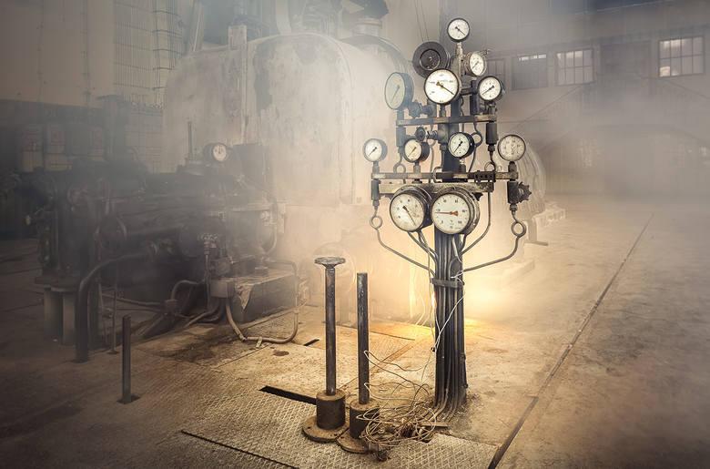 Elektrownia Scheiblera to jeden z przykładów pięknej architektury fabrycznej
