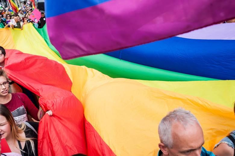 W tym roku z powodu pandemii koronawirusa czerwcowe parady równości nie odbyły się.