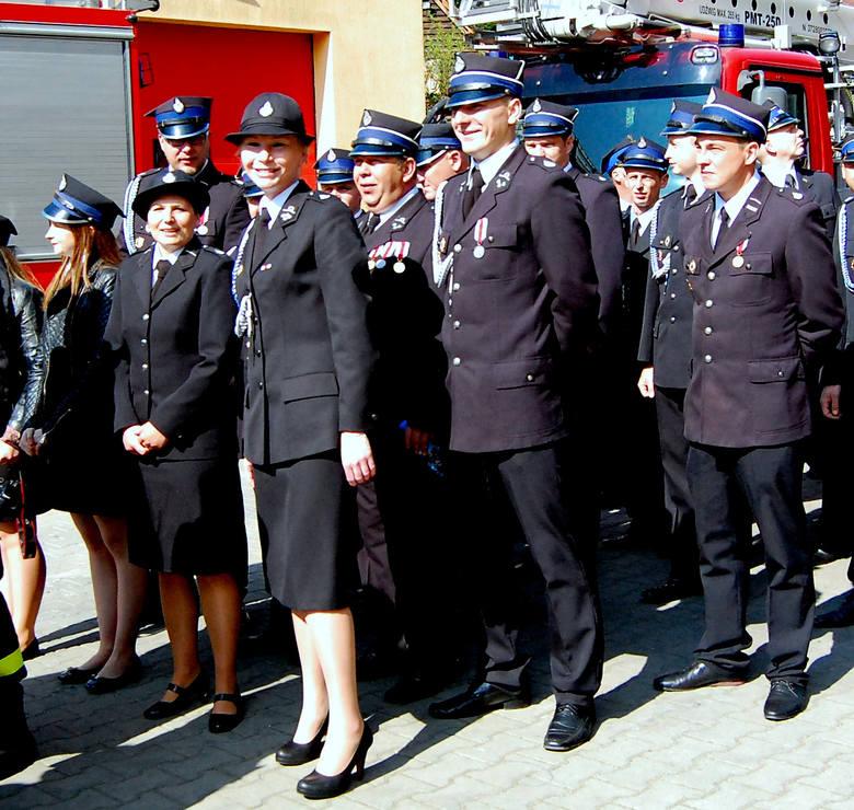 Ochotnicza Straż Pożarna w Brzegu Dolnym - wielka rodzina