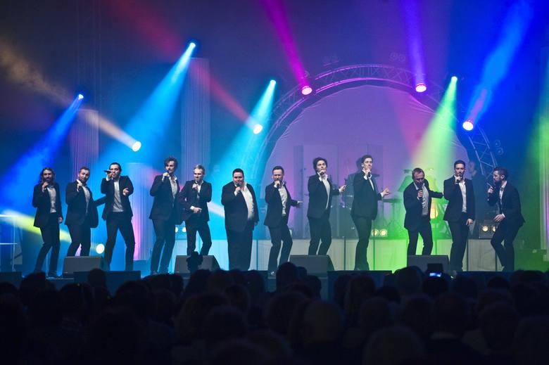 Wielkie muzyczne show w Poznaniu! 12 znakomitych wokalistów i ponad 20 przebojów muzyki!
