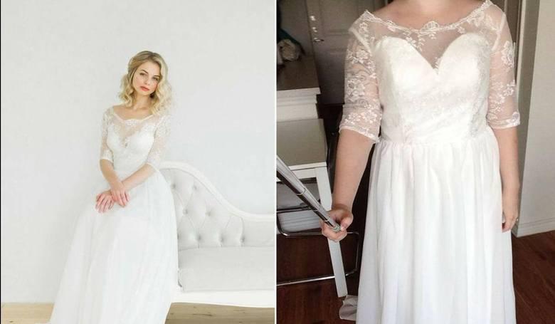 Producenci sukni ślubnych prześcigają się w pomysłach na wyjątkowe i oryginalne projekty. Niestety, nie każdy jest w stanie sprostać oczekiwaniom panien