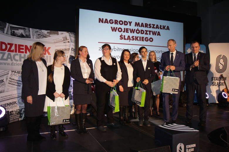 Gala Plebiscytu Sportowiec Roku 2018 województwa śląskiego