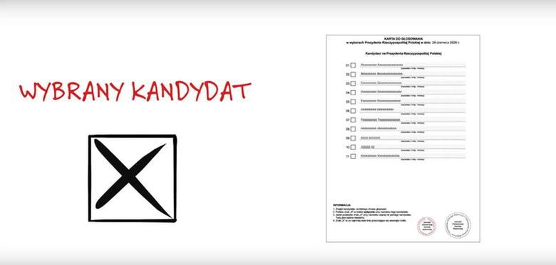 Wybory prezydenckie - jak głosować? Zobacz, jak oddać ważny głos w wyborach [zasady]