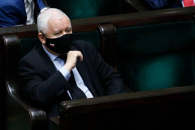 Sejm odrzucił wniosek opozycji o wotum nieufności dla Jarosława Kaczyńskiego [RELACJA]
