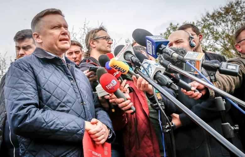 13 maja 2019 u stóp kopca pomnika Obrońców Wybrzeża na Westerplatte odbyła się konferencja prasowa w sprawie projektu ustawy dotyczącej budowy Muzeum