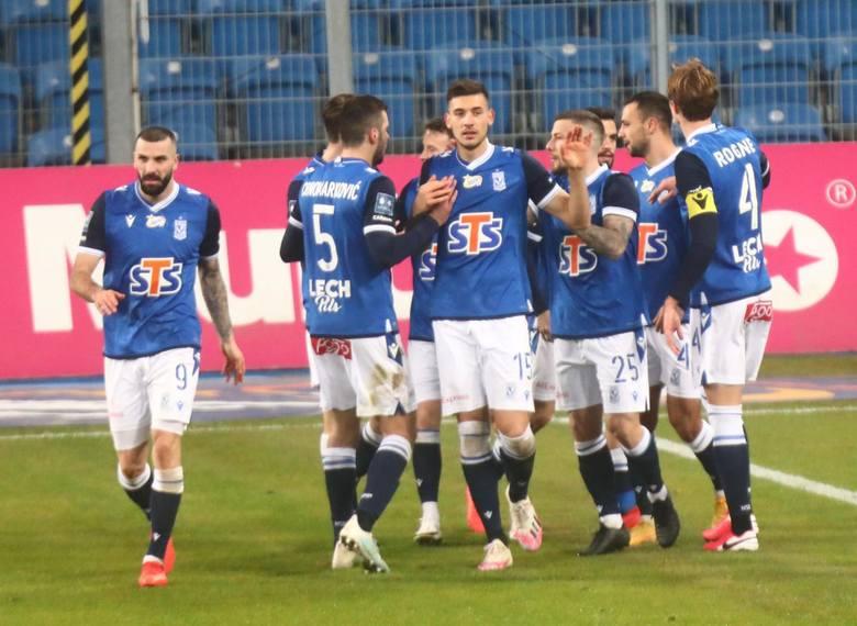 Lech Poznań w 2020 roku pobił rekord transferowy PKO Ekstraklasy, który należał do Legii Warszawa. Kolejorz sprzedał Jakuba Modera do Brighton za minimum