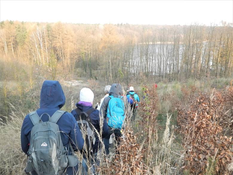 Przez wschodnie Pałuki, wzdłuż jezior do źródła świętego Huberta